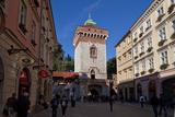 The Florianska Gate  Krakow  Poland