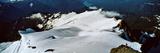 Climbers on Mt Shuksan  Cascade Range  Whatcom County  Washington State  USA