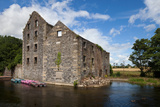 Rudkin's Mill on the River Barrow  Muine Bheag  County Carlow   Ireland