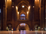 Liverpool Cathedral  Liverpool  Merseyside  England