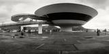 Niteroi Contemporary Art Museum Designed by Oscar Niemeyer  Niteroi  Rio De Janeiro  Brazil