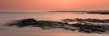 Waves Washing over Rocks on Beach  Ballyconneely  Connemara  County Galway  Ireland