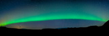 Aurora Borealis or Northern Lights  Vik I Myrdal  Iceland