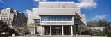 Facade of a Library  State Library of Louisiana  Baton Rouge  Louisiana  USA