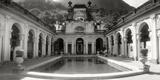 Courtyard of a Mansion  Parque Lage  Jardim Botanico  Corcovado  Rio De Janeiro  Brazil