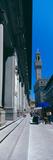 Uffizi Museum  Palazzo Vecchio  Florence  Tuscany  Italy