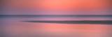 Sunset over the Sea  Goa  India