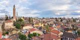 View of Kaleici Historic District  Antalya  Turkey
