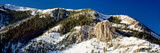 Mammoth Rock  Mammoth Lakes  Mono County  California  USA
