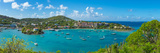 Boats in the Sea  Cruz Bay  St John  Us Virgin Islands