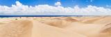Sand Dunes on the Beach  Maspalomas  Gran Canaria  Las Palmas  Canary Islands  Spain
