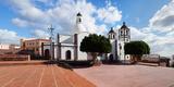 Iglesia De La Candelaria Church at the Plaza Candelaria  Ingenio  Gran Canaria  Las Palmas