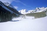 Winter in Aspen  Colorado