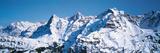 Eiger and Monch Switzerland