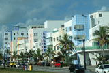 Art Deco District of South Beach  Florida