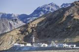 Billy's Mine  Death Valley  California