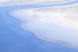Aerial View of Bad Water  Death Valley  California
