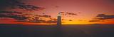 Lighthouse at Sunset  Peggy's Cove  Nova Scotia