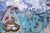 Graffiti of Street Life USA