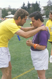 Volunteer Coaching Handicapped Young Athlete  Special Olympics  UCLA  CA