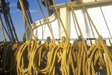 The Pilgrim Tall Ship Docked at the Marina Del Ray in Los Angeles  CA
