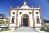Temple Beth Israel Synagogue in Old Town San Diego California