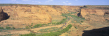 Junction Overlook  Canyon De Chelly National Monument  Arizona