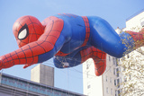Spiderman Balloon in Macy's Thanksgiving Day Parade  New York City  New York