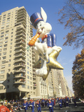 Bugs Bunny Balloon in Macy's Thanksgiving Day Parade  New York City  New York