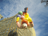 Ronald Mcdonald Balloon in Macy's Thanksgiving Day Parade  New York City  New York