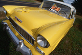 Yellow 1956 Chevrolet for Sale