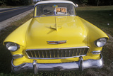 A Yellow 1956 Chevrolet for Sale in Maine