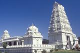 Sri Venkateshwara Temple in Malibu California