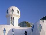 Biosphere 2  Observatory Tower  Arizona