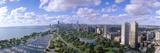 Chicago Harbor  City Skyline  Illinois