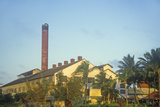 Sugar Refinery  Maui  Hawaii
