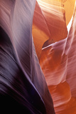 "View of Antelope ""Slot"" Canyon in Page  Arizona"