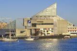 National Aquarium and Inner Harbor  Baltimore  Maryland
