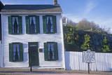 Home of Mark Twain  Hannibal  MO