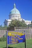United States Naval Academy Chapel  Annapolis  Maryland