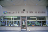 Wallace District Mining Museum  Wallace  Idaho