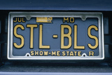 Vanity License Plate - Missouri