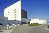 John F Kennedy Library  Boston  Massachusetts