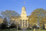 Old State Capitol of Iowa  Iowa City  Iowa