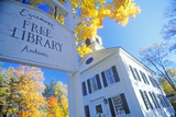 Free Library  South Egremont  Massachusetts