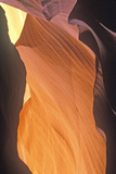 """View of Antelope """"Slot"""" Canyon in Page  Arizona"""