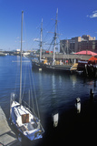 Boston Tea Party Ship and Museum  Boston  Massachusetts