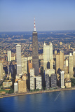 The Chicago Skyline  Chicago  Illinois