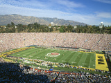 77th Rose Bowl Game  Washington V Iowa  Pasadena  California