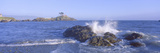 Lighthouse Off Front Street  Crescent City  California